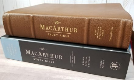 NASB MacArthur Study Bible Premier Collection