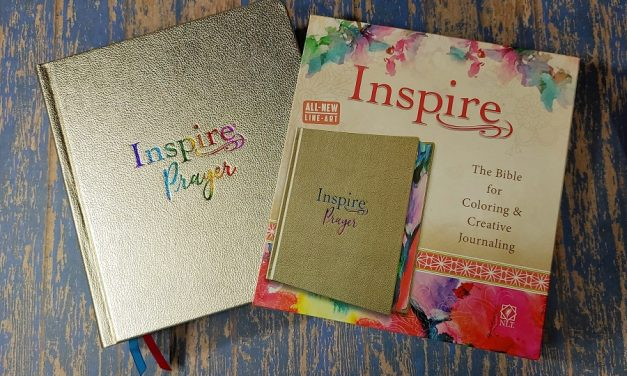NLT Inspire Prayer Bible Review