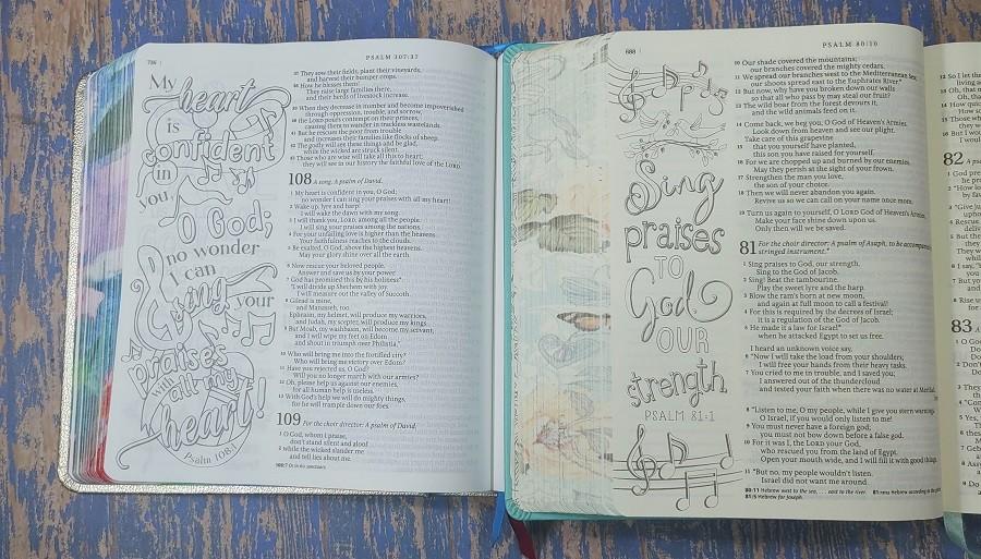 Original Inspire and Inspire Prayer Comparison