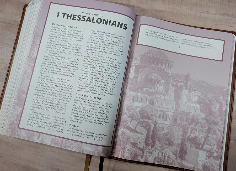 First Thessalonians Book Introduction