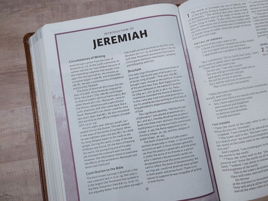 Jeremiah Book Introduction