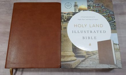 CSB Holy Land Illustrated Bible Review