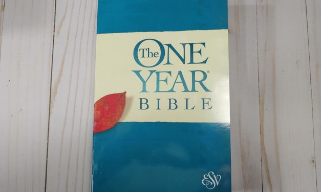 ESV One Year Bible Review