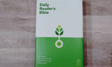 NLT Daily Reader's Bible Review
