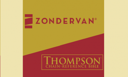 Zondervan Acquires the Thompson Chain Reference