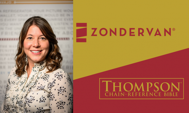 Interview with Melinda Bouma from Zondervan