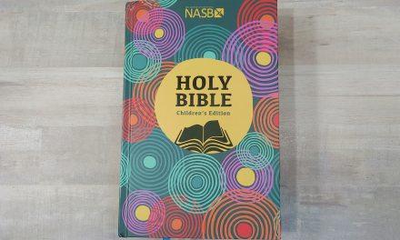 NASB Children's Edition Bible Review