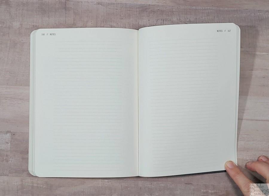 NIV Jesus Bible Journals Paper