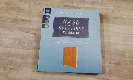 NASB 1995 XL Bible