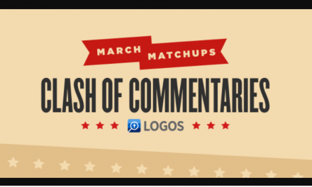 Logos March Matchup Voting and Sale