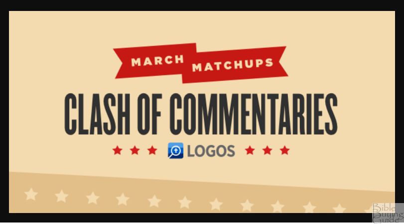 Logos March Matchup Banner