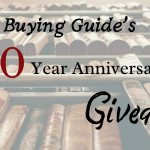 Winners Announced! BBG's 10th Anniversary Giveaway