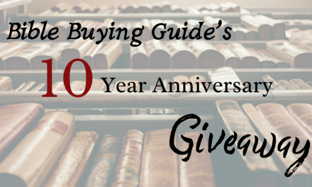 BBG's 10th Anniversary Giveaway