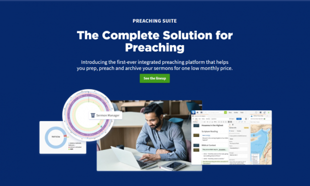 Logos 9 Preaching Suite Review