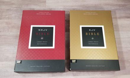 Maclaren Series Indexed Edition in KJV and NKJV