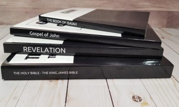 Paperback KJVs from Amazon's Publishing Platform