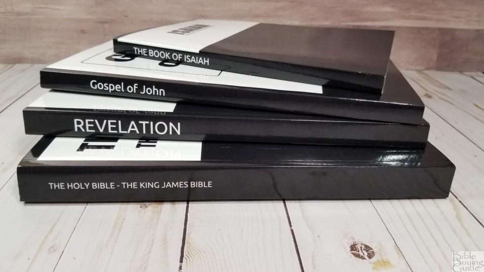 Paperback KJVs from Holy Spirit Publishing (1)