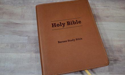 Berean Study Bible Review