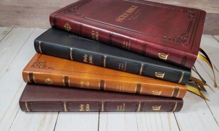 KJV Vintage Series Bibles from Thomas Nelson