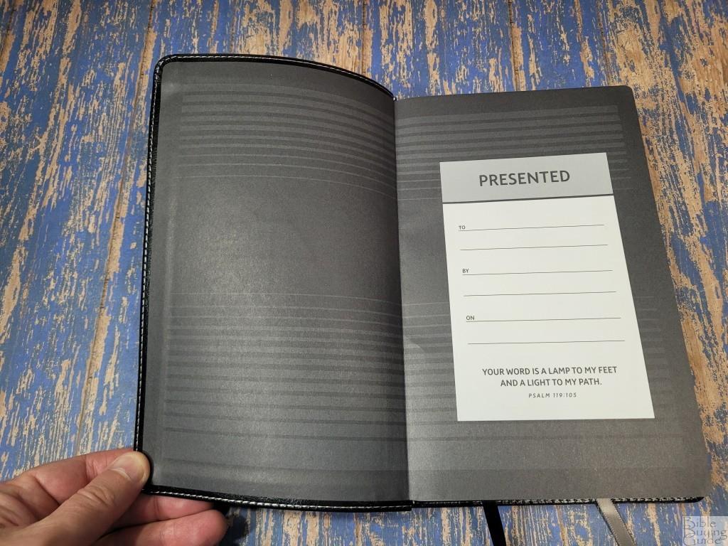 NASB 2020 Text Thinline Bible