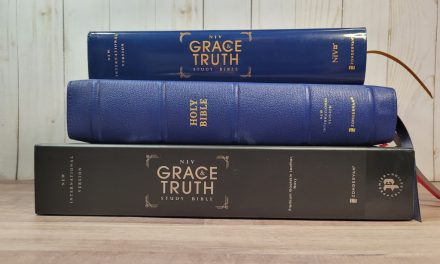 NIV Grace and Truth Study Bible Review