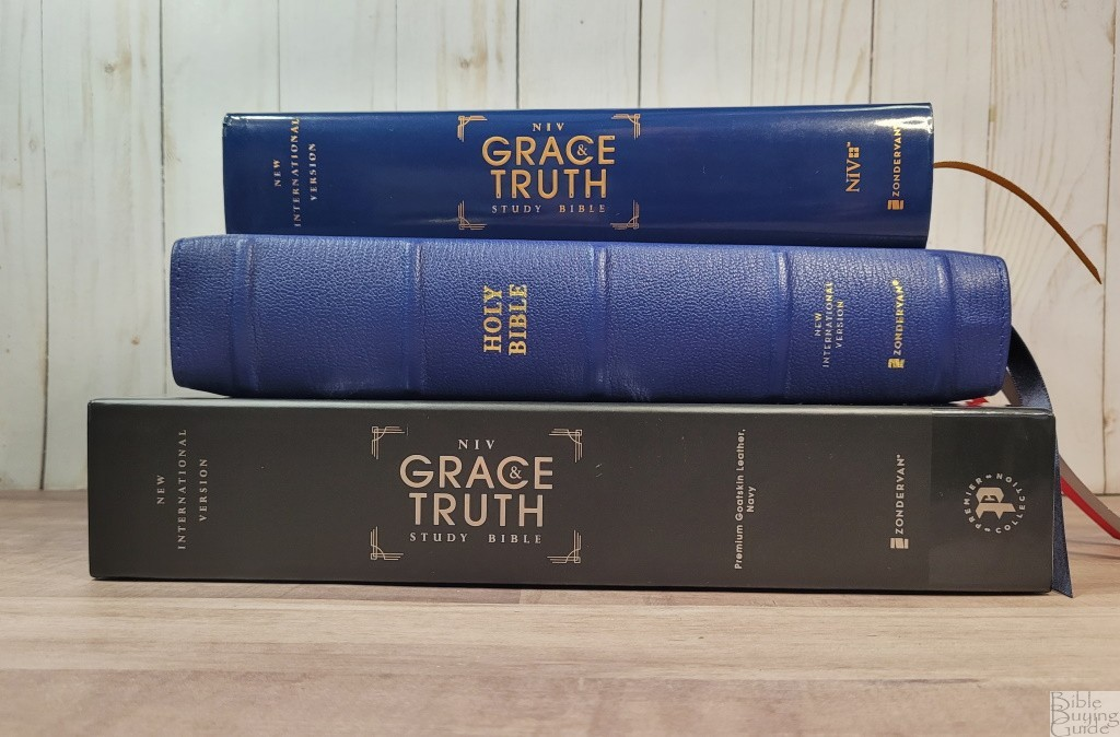 NIV Grace and Truth Study Bible