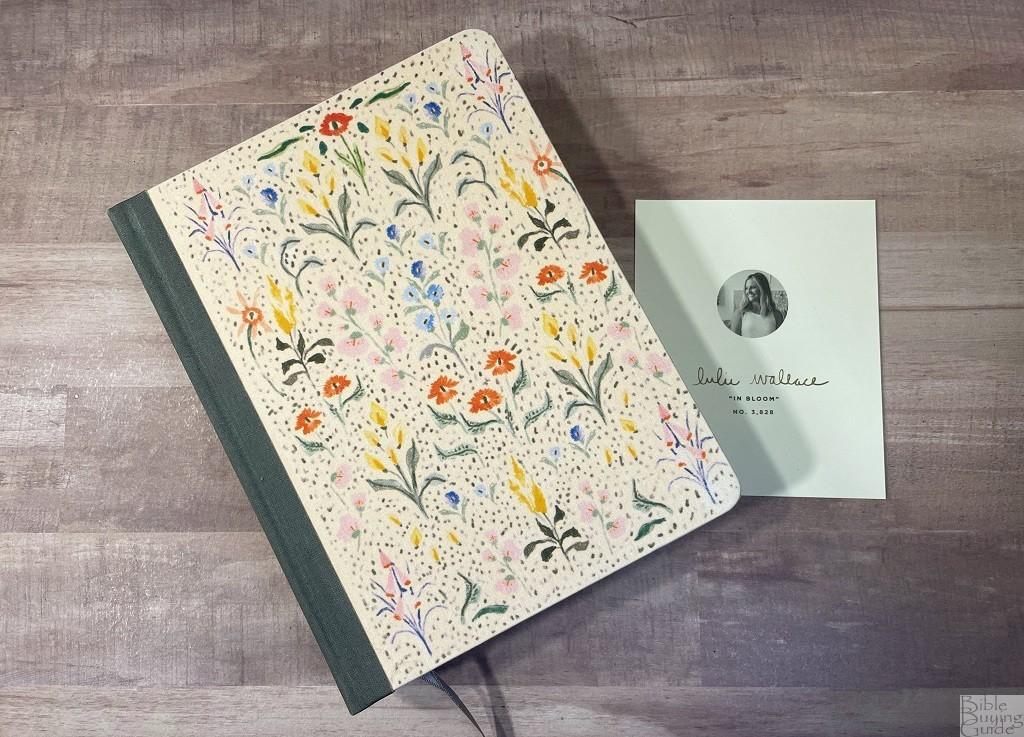 ESV Artist Series Bible - In Bloom by Lulie Wallace